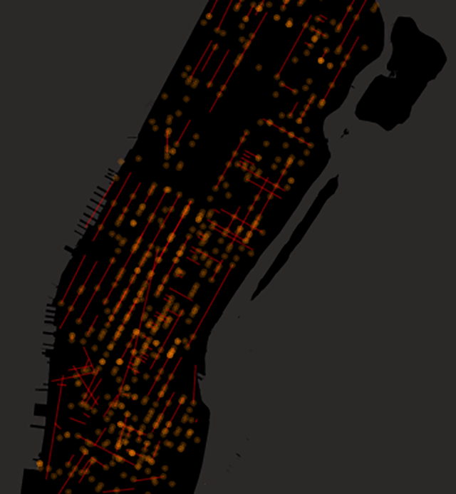 These Are the Streets You Want to Avoid When You're Riding Your Bike