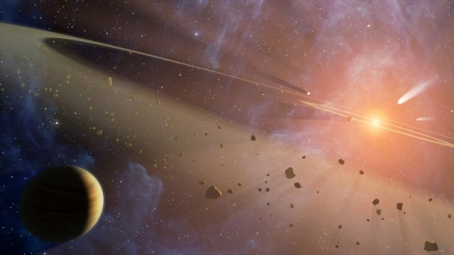 To find intelligent life, look for asteroid belt mining operations