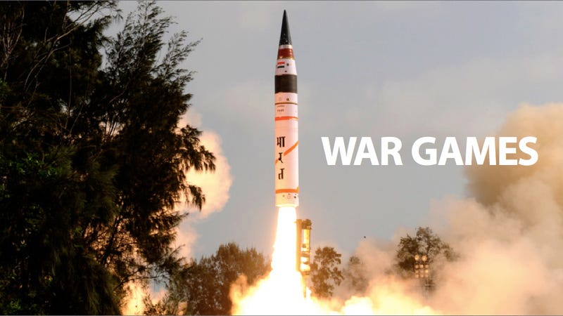 India Just Successfully Test Launched a Missile That Could Blow Up China