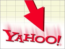 Yahoo's drama leaving investors cold