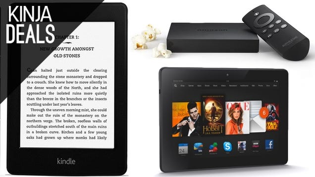 Last Chance to Save on Kindle Devices Before Christmas