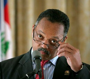 Airport Sedition II: Is Jesse Jackson A Hypocrite Or Are We Just In A Depression?