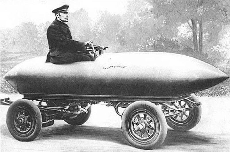 Ten 'New' Car Technologies That Aren't New At All