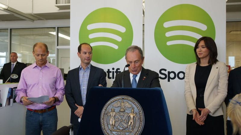 This Is NYC Mayor Mike Bloomberg's Secret Spotify Account (Confirmed)