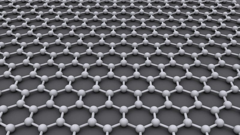 Graphene Miracle #5,347: It Can Repair Itself Entirely Unassisted
