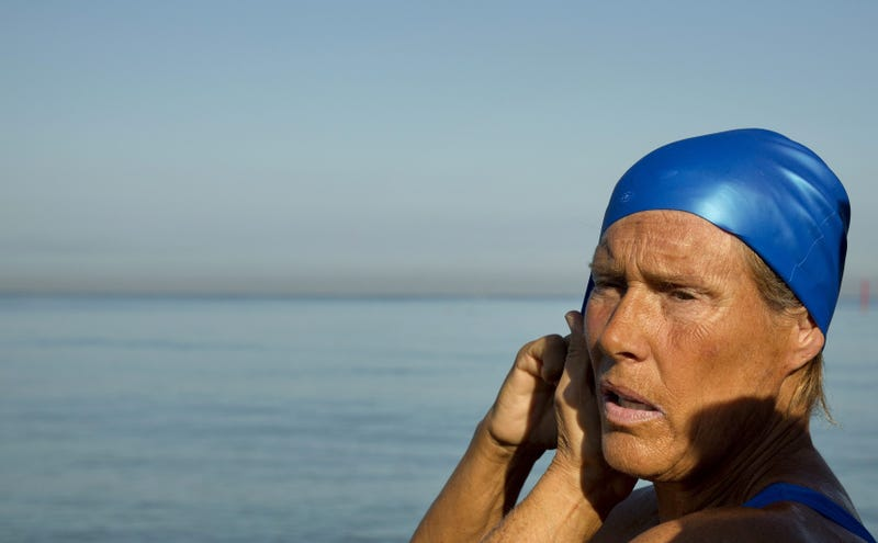 Diana Nyad Completes Cuba-To-Florida Swim, Is Better Than Us