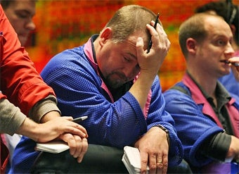 Was Today's Stock Market Plunge Caused By a Typo?