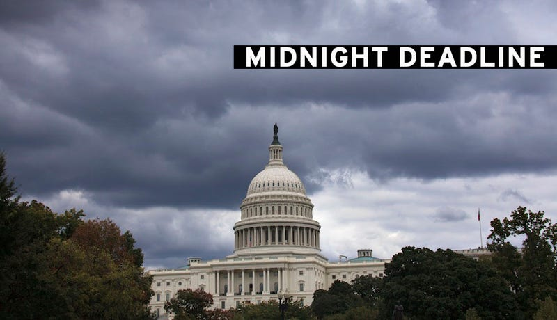 This Is What Congress Will (Probably) Do Today