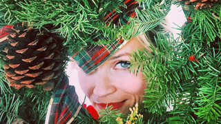 These Celebs Went Christmas Ham on Instagram This Year