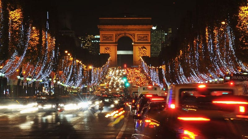 Paris is One Of the World's Worst Places to Shop