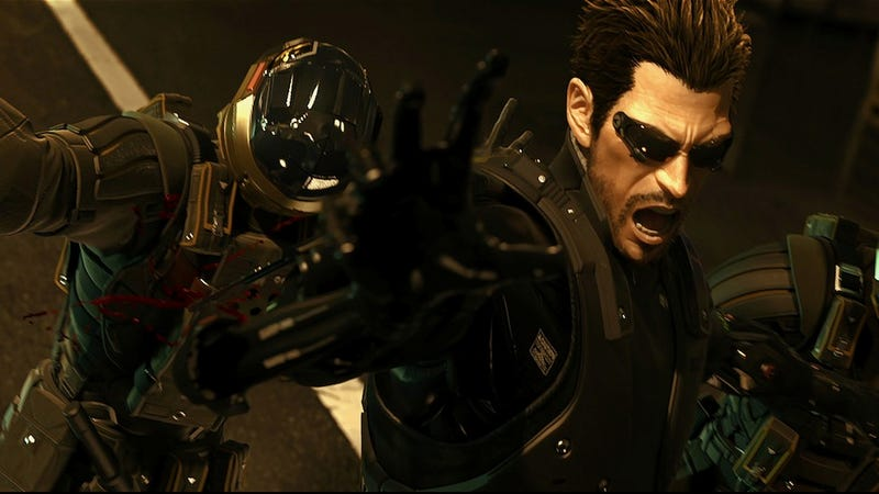 It's A Good Time To Play (Or Replay) Deus Ex: Human Revolution