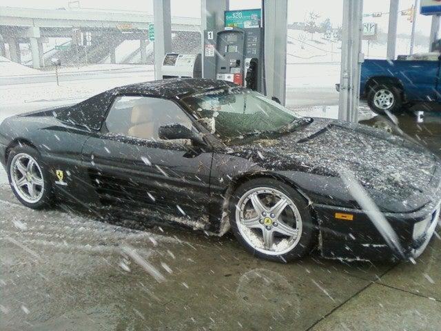 """Ferrari Forum Turns On Member With """"Stolen"""" Car"""