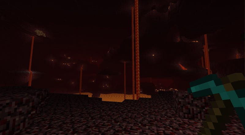Take A Look At Minecraft's Inferno