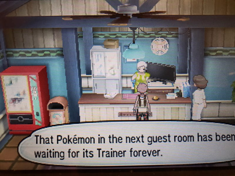 You Gotta Think If Pokemon Is Anything Like The Real World Then People Are Dicks They Get Pets Without Realising The Big Responsibility That Comes With