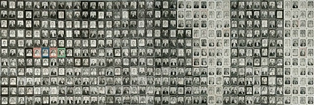 This Mystery Man Took Hundreds Of Photobooth Self-Portraits—But Why?