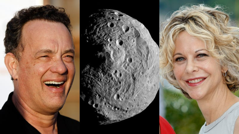 Tom Hanks and Meg Ryan Meet 200 Million Miles Away from Earth
