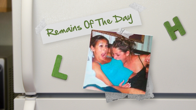 Remains of the Day: Your Embarrassing Facebook Photos Go HD