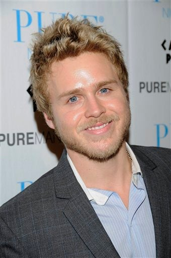 Spencer Pratt, aka 'The Great White,' Makes 'Music History'