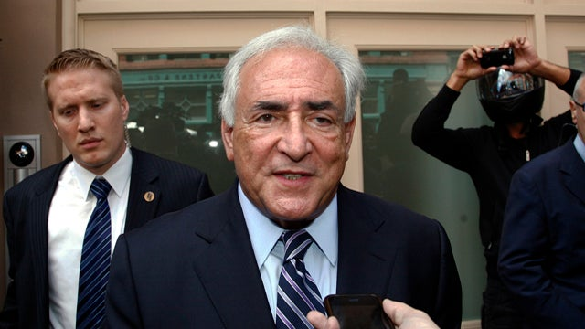 Strauss-Kahn And Team Aren't Sweating The Civil Suit