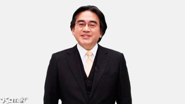 Nintendo's President Expresses His Commitment To Bringing A Profit
