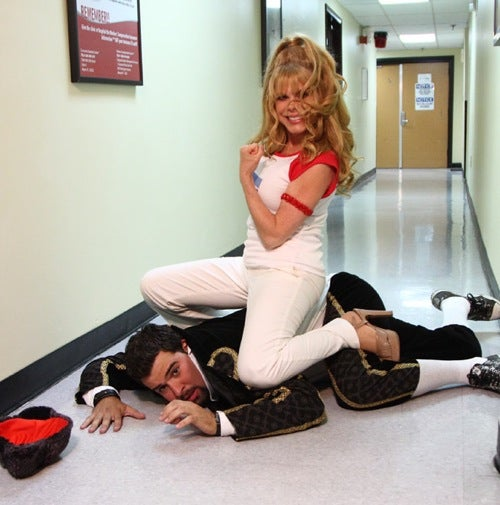 Charo Gets Her Man