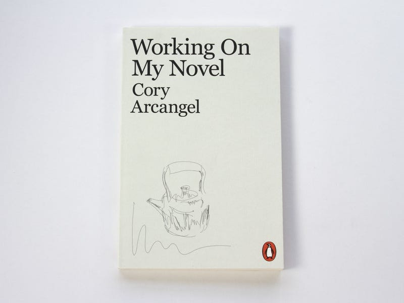 A Book of Tweets By People Claiming They're Working on Their Novels