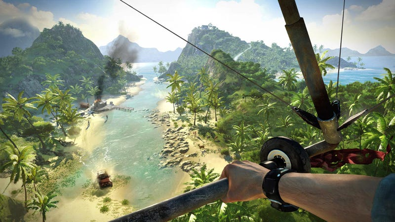 Video Games Need More Hang Gliders