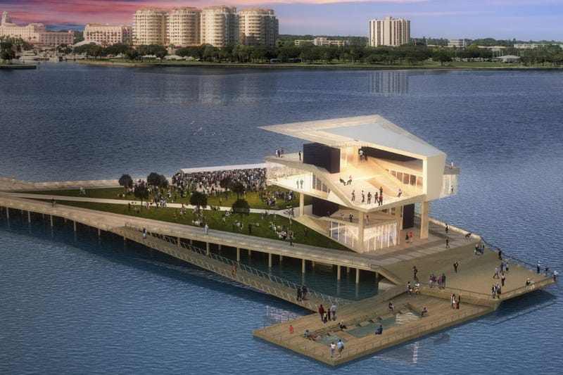 A New Florida Pier Is Designed to Face Rising Seas
