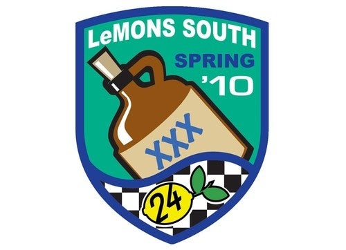 Event Patches of the 2010 LeMons Season