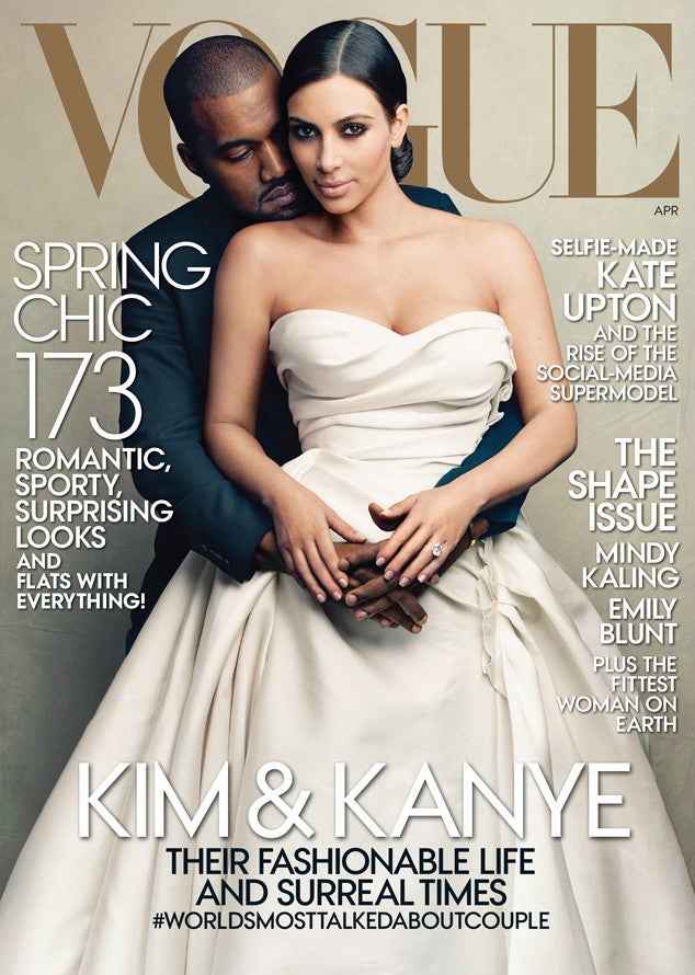 In Defense of Kim Kardashian (And Her Vogue Cover)