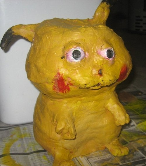 Please, Someone, Burn This Pikachu With Fire