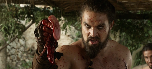 Game of Thrones Creator Says Drones Are Worse Than The Dothraki