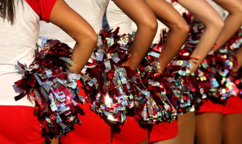 "USASF Orders Male Cheerleaders To ""Minimize Exaggerated or Theatrical Movements"""