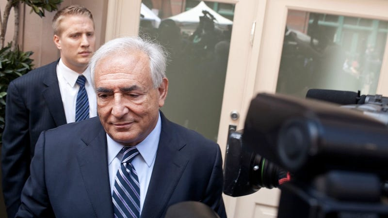 Non-Rapist Dominique Strauss-Kahn Referred to Sex Party Prostitutes as 'Gifts' and 'Luggage'
