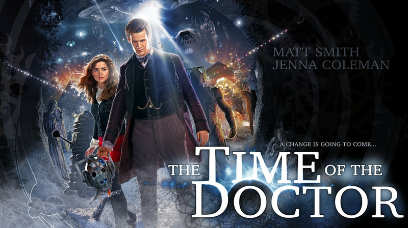 Twelfth Night - The Time of The Doctor Spoilers and Discussion