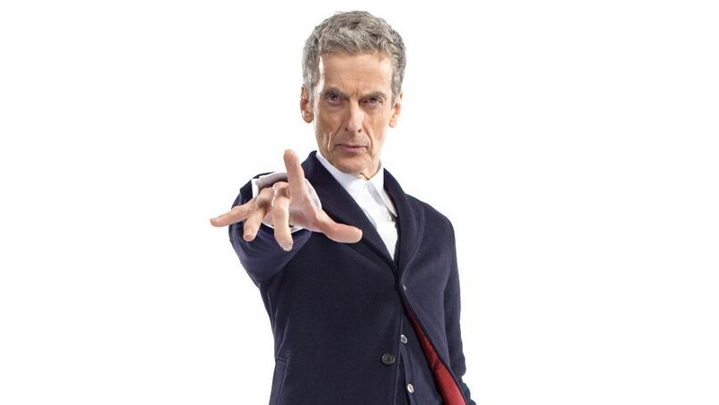 Behold, The Twelfth Doctor!