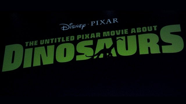 What's next for Pixar? Dinosaurs and the Day of the Dead!