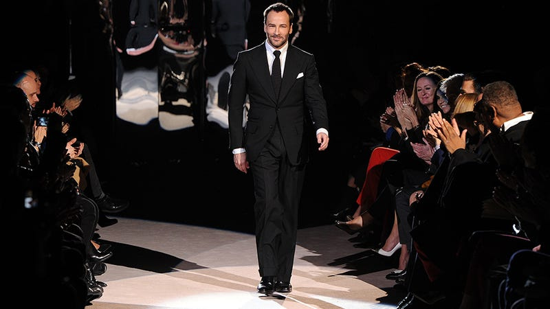 Tom Ford, for the Glamorous, Criminally Insane Supervillain in You