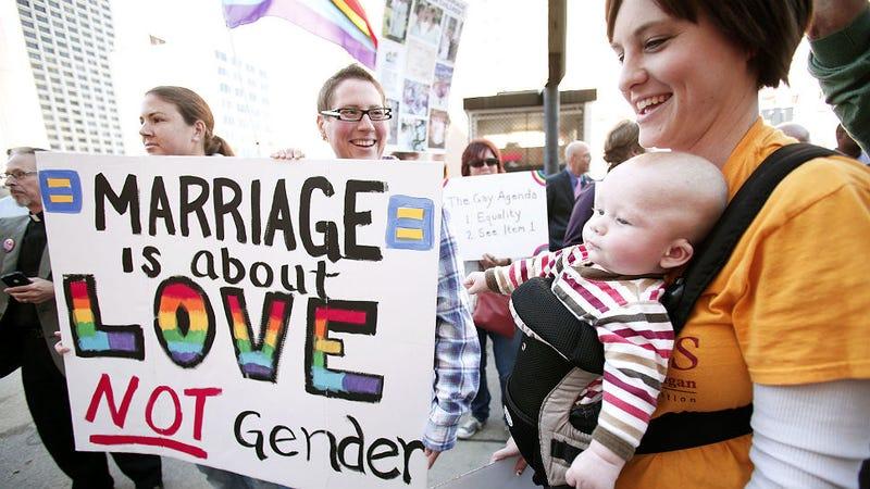 Utah Waffles on Same-Sex Marriage Ruling