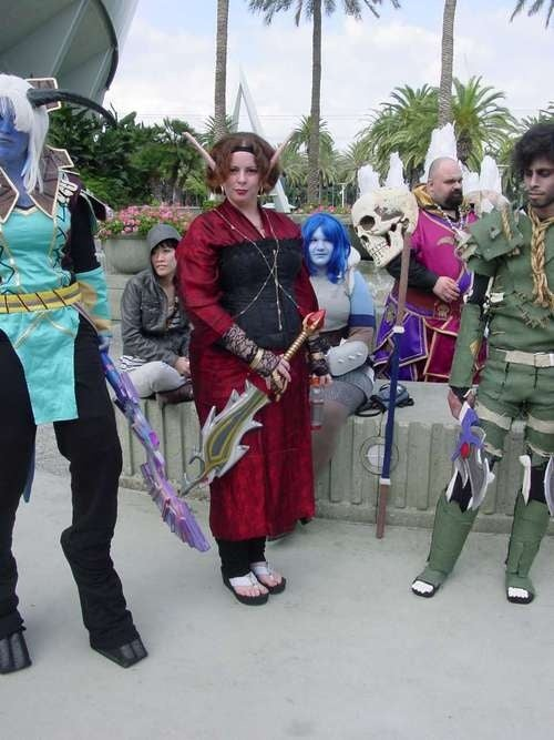 The Massive 2010 BlizzCon Cosplay Blowout: Day One