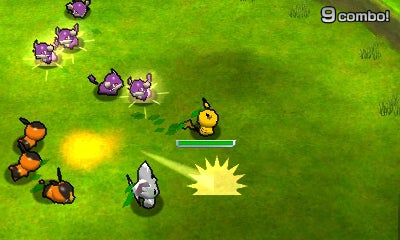 Pokémon Rumble Blast Scrambles to America