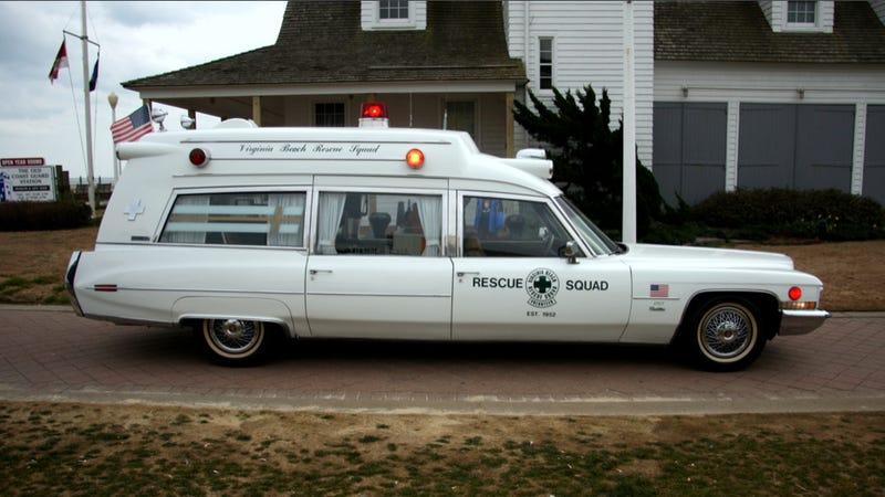 1972 Cadillac Ambulance: The Jalopnik Classic Review
