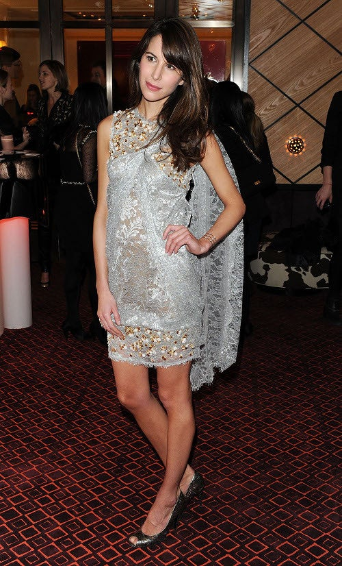 Cool Avant Chanel: Fashionistas Fete Vanessa Paradis