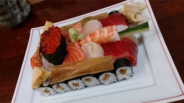 """This Is """"Tank Sushi"""""""