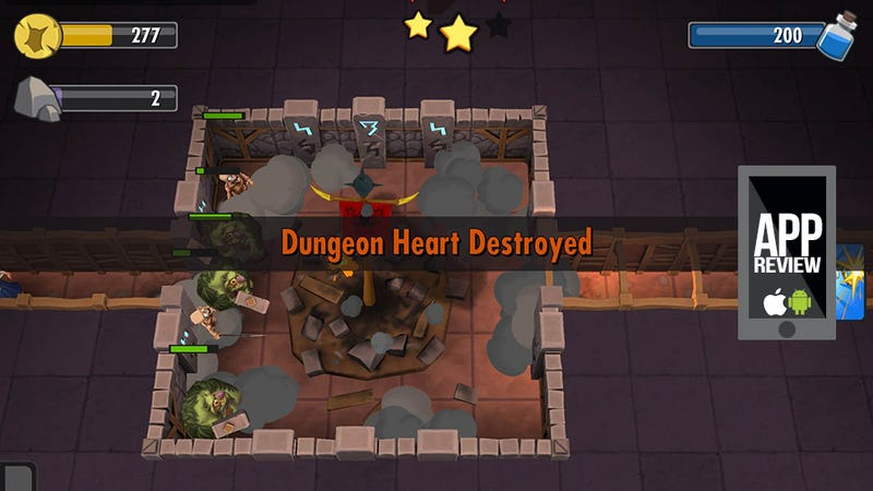 It's Not Classic Dungeon Keeper, But It's Not All Bad