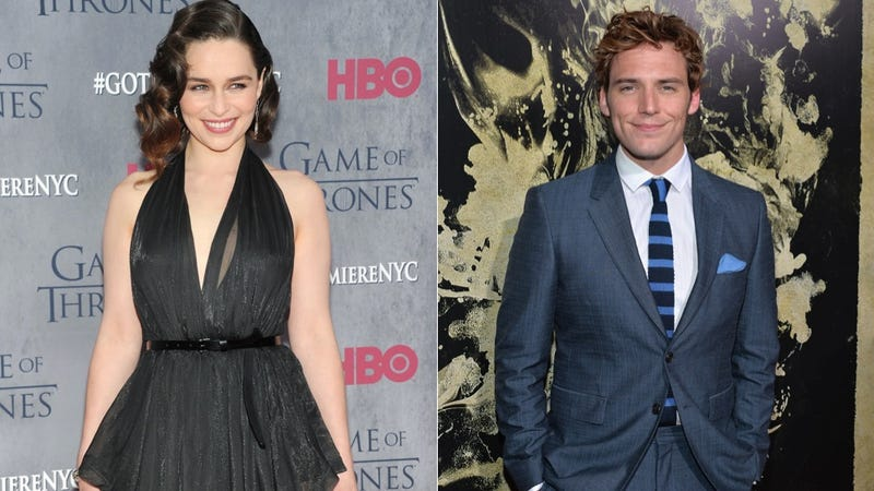 Finnick to Romance Daenerys Targaryen in Me Before You