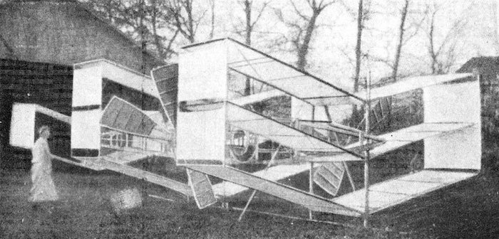 Multi-Winged Planes Are Aviation History's Most Amazing Failures