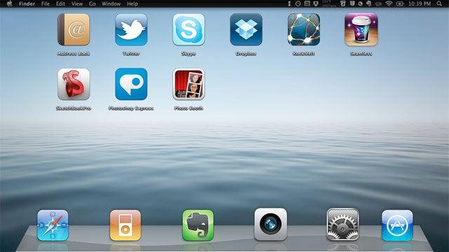 iPad Mac Desktop