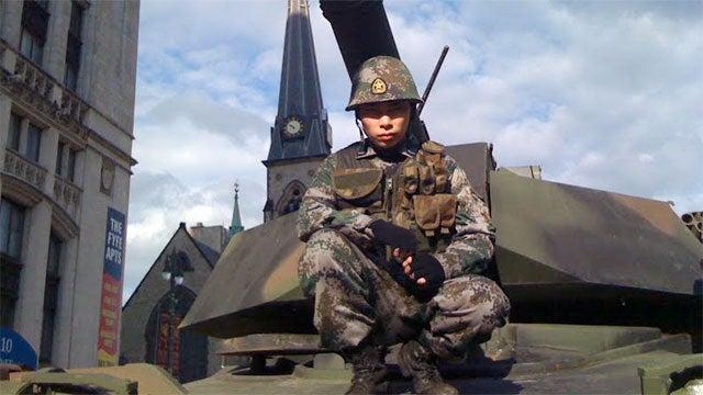 Red Dawn Remake Pulls A Homefront, Retcons Korean Invasion Of U.S.