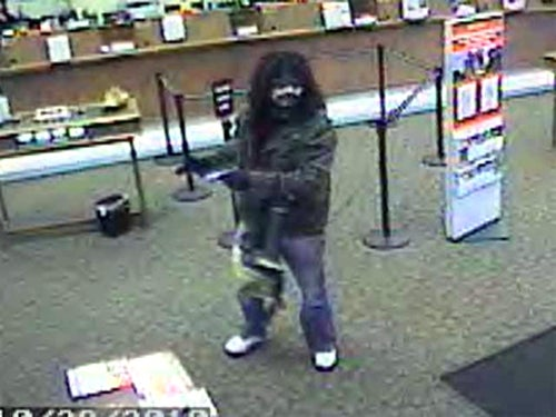 Bank Robber Out-Gimmicks All Other Criminals